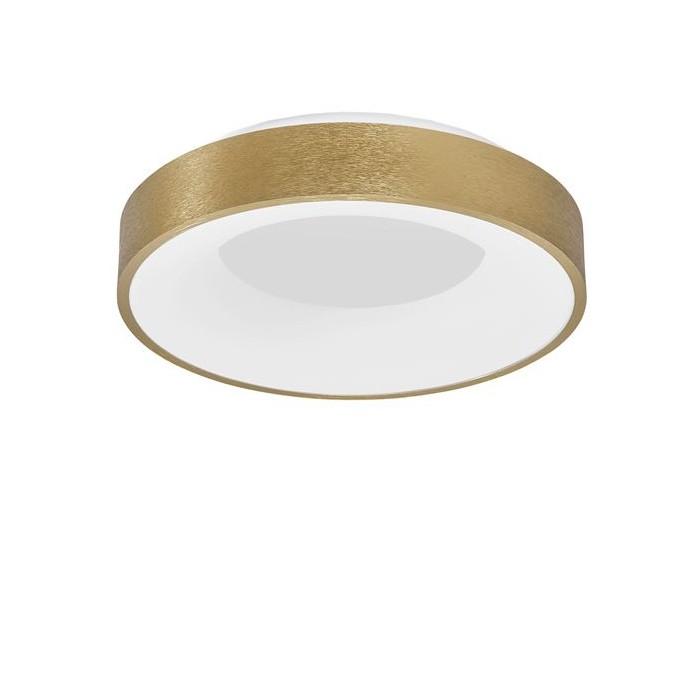 Plafoniera LED moderna Ø38cm RANDO THIN aurie NVL-9353832, Plafoniere LED, Spoturi LED, Corpuri de iluminat, lustre, aplice, veioze, lampadare, plafoniere. Mobilier si decoratiuni, oglinzi, scaune, fotolii. Oferte speciale iluminat interior si exterior. Livram in toata tara.  a