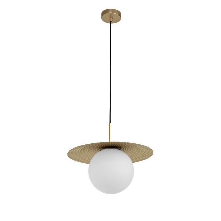Pendul design modern decorativ Obbit auriu NVL-9988381, Promotii si Reduceri⭐ Oferte ✅Corpuri de iluminat ✅Lustre ✅Mobila ✅Decoratiuni de interior si exterior.⭕Pret redus online➜Lichidari de stoc❗ Magazin ➽ www.evalight.ro. a