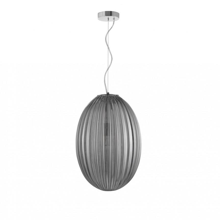 Lustra / Pendul design modern Hector fumuriu NVL-9190031, Promotii si Reduceri⭐ Oferte ✅Corpuri de iluminat ✅Lustre ✅Mobila ✅Decoratiuni de interior si exterior.⭕Pret redus online➜Lichidari de stoc❗ Magazin ➽ www.evalight.ro. a