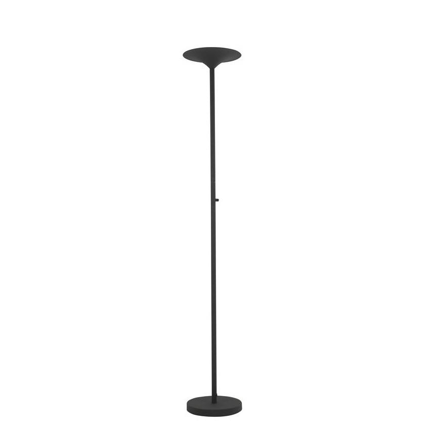 Lampadar LED / Lampa de podea moderna Rocco negru NVL-9020102 , Lampadare, Corpuri de iluminat, lustre, aplice, veioze, lampadare, plafoniere. Mobilier si decoratiuni, oglinzi, scaune, fotolii. Oferte speciale iluminat interior si exterior. Livram in toata tara.  a