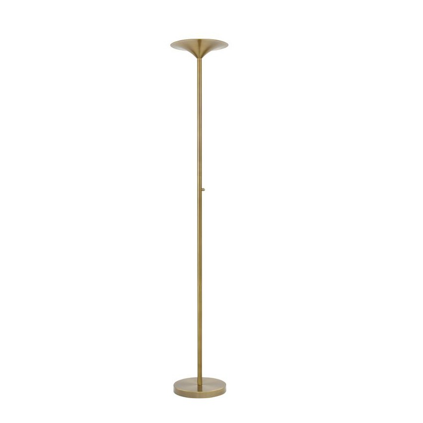 Lampadar LED / Lampa de podea moderna Rocco bronz auriu NVL-9020104 , Lampadare, Corpuri de iluminat, lustre, aplice, veioze, lampadare, plafoniere. Mobilier si decoratiuni, oglinzi, scaune, fotolii. Oferte speciale iluminat interior si exterior. Livram in toata tara.  a