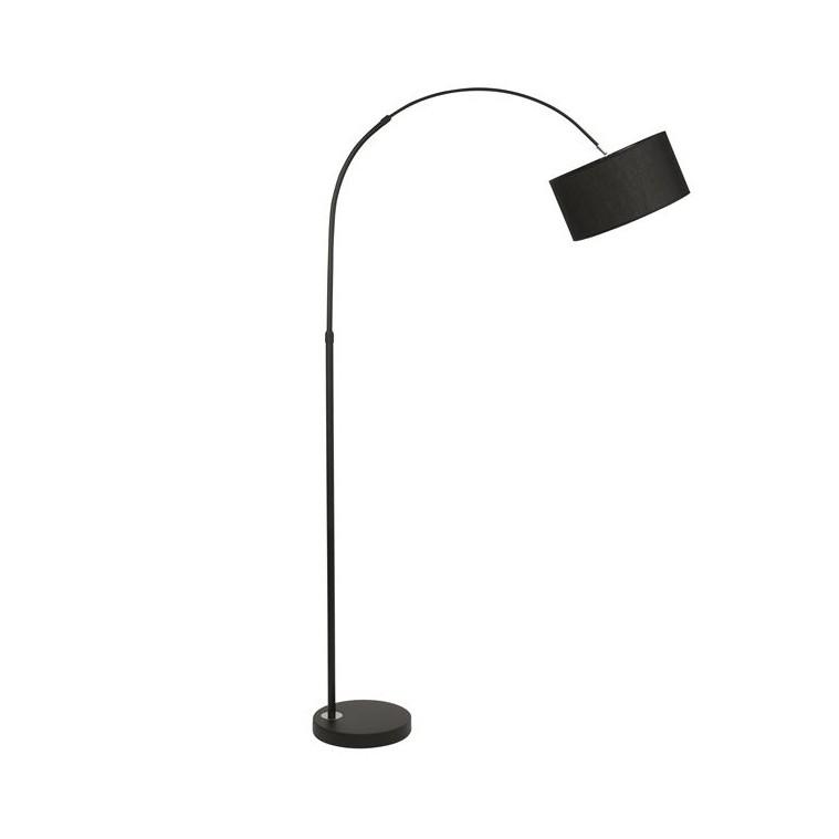 Lampadar / Lampa de podea tip arc SAMA negru NVL-9401652 , Lampadare, Corpuri de iluminat, lustre, aplice, veioze, lampadare, plafoniere. Mobilier si decoratiuni, oglinzi, scaune, fotolii. Oferte speciale iluminat interior si exterior. Livram in toata tara.  a