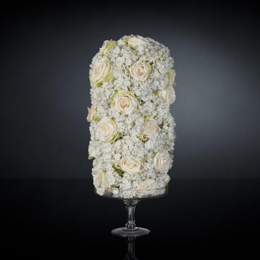 Aranjament floral design LUX CYLINDER ROSES 1142376.95, Aranjamente florale LUX,  a