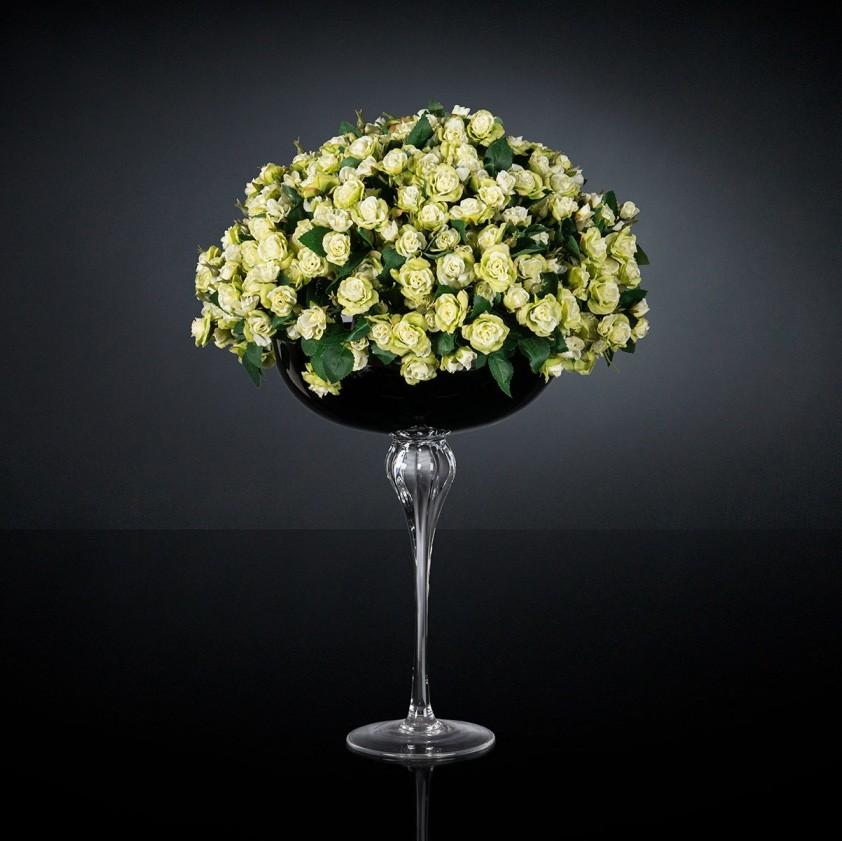 Aranjament floral design LUX BOWL ANASTASIA 1142371.96, Aranjamente florale LUX,  a