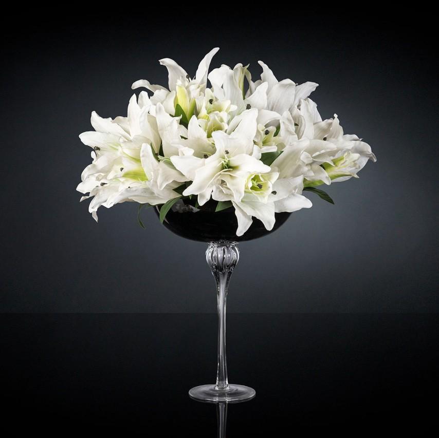 Aranjament floral design LUX BOWL AURATUM 1142370.96, Aranjamente florale LUX,  a