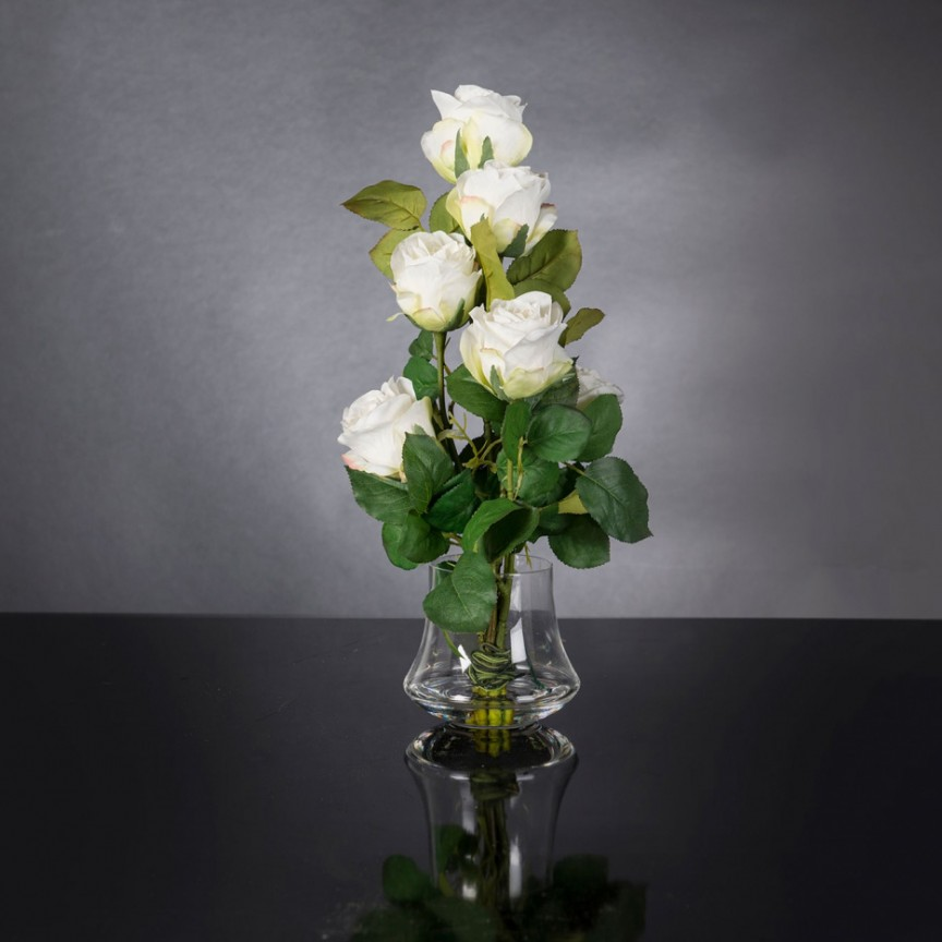 Aranjament floral design LUX ETERNITY MINIMES ROSES 1142332.95, Aranjamente florale LUX,  a