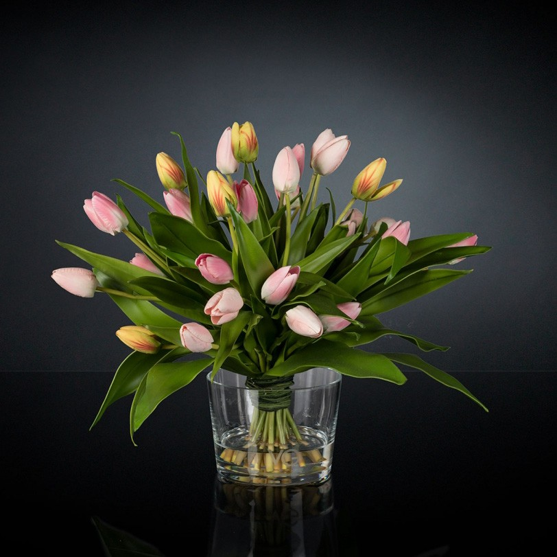 Aranjament floral design LUX ETERNITY BUNCH MIX ALFEO 1142267.33, Aranjamente florale LUX,  a