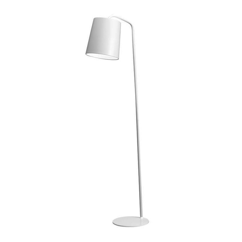 Lampadar / Lampa de podea design modern Stabile alb NVL-549602, Lampadare, Corpuri de iluminat, lustre, aplice, veioze, lampadare, plafoniere. Mobilier si decoratiuni, oglinzi, scaune, fotolii. Oferte speciale iluminat interior si exterior. Livram in toata tara.  a
