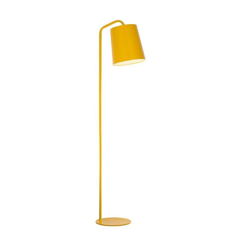 Lampadar / Lampa de podea design modern Stabile galben NVL-549601, Lampadare, Corpuri de iluminat, lustre, aplice, veioze, lampadare, plafoniere. Mobilier si decoratiuni, oglinzi, scaune, fotolii. Oferte speciale iluminat interior si exterior. Livram in toata tara.  a