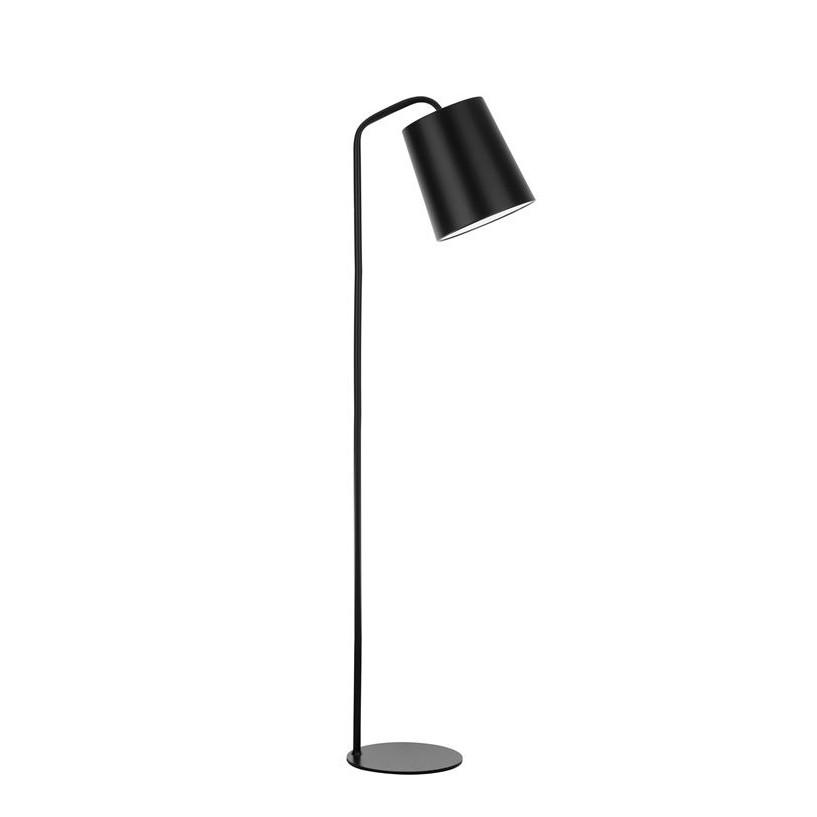 Lampadar / Lampa de podea design modern Stabile negru NVL-549603, Lampadare, Corpuri de iluminat, lustre, aplice, veioze, lampadare, plafoniere. Mobilier si decoratiuni, oglinzi, scaune, fotolii. Oferte speciale iluminat interior si exterior. Livram in toata tara.  a