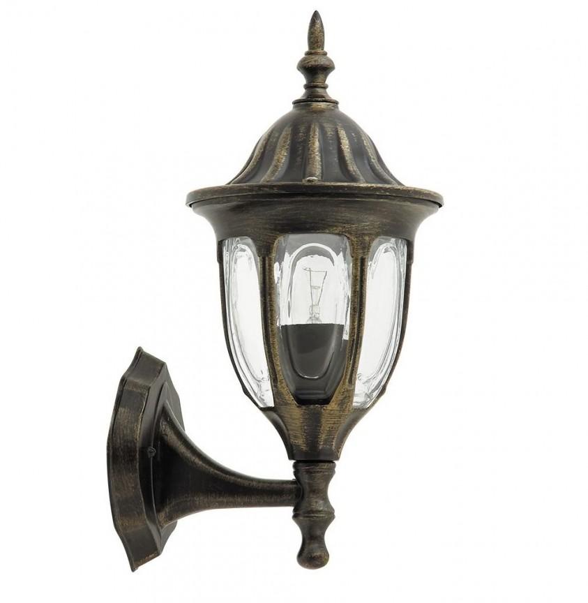 Aplica de perete exterior IP43, up light, auriu antic Milano 8372 RX, Aplice de exterior clasice, rustice, traditionale,  a