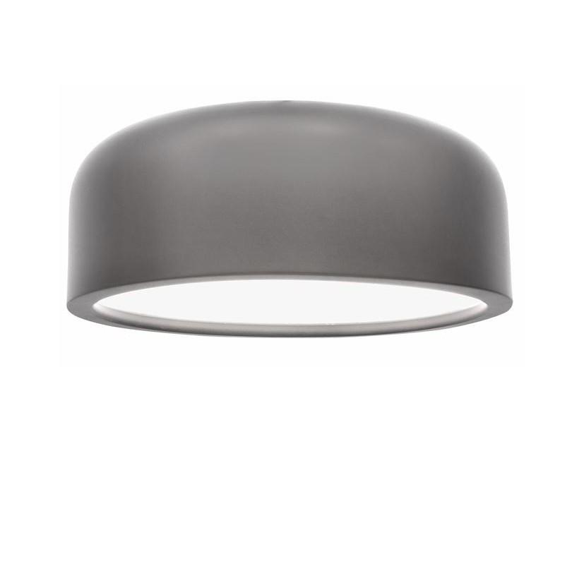 Plafoniera design modern Ø35cm Perleto gri NVL-826807, Promotii si Reduceri⭐ Oferte ✅Corpuri de iluminat ✅Lustre ✅Mobila ✅Decoratiuni de interior si exterior.⭕Pret redus online➜Lichidari de stoc❗ Magazin ➽ www.evalight.ro. a