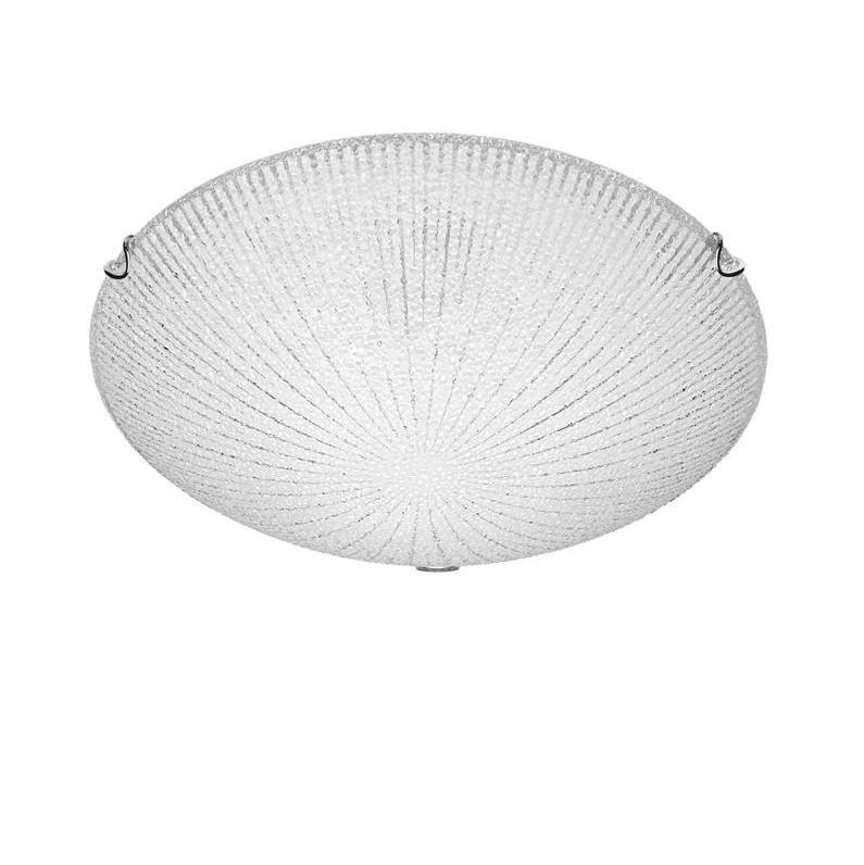 Plafoniera design modern Ø40cm Shell NVL-702203, Plafoniere moderne, Corpuri de iluminat, lustre, aplice, veioze, lampadare, plafoniere. Mobilier si decoratiuni, oglinzi, scaune, fotolii. Oferte speciale iluminat interior si exterior. Livram in toata tara.  a