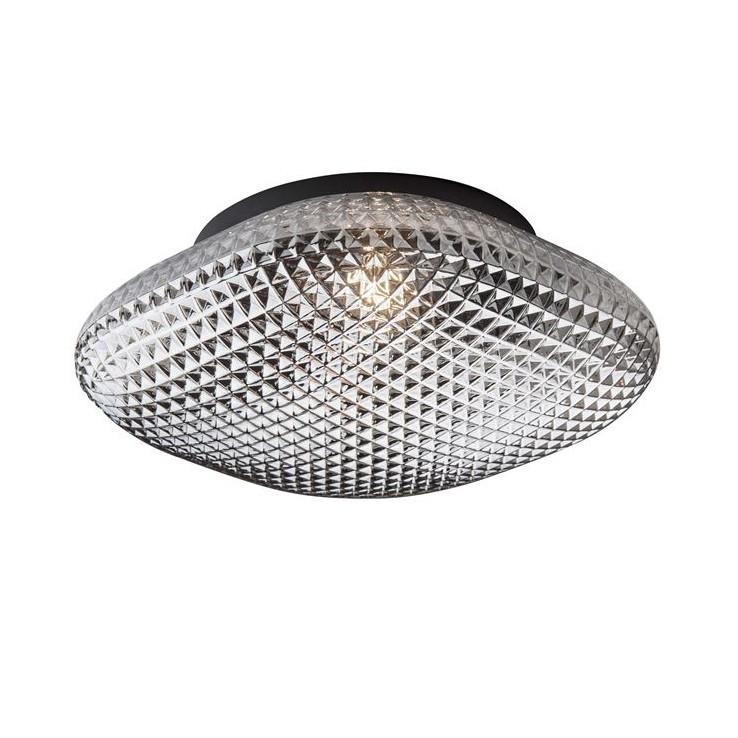 Plafoniera pentru baie moderna IP44 Sens sticla gri NVL-838124, Plafoniere cu protectie pentru baie, LED⭐ modele moderne rezistente la apa potrivite în baie. ✅Design premium actual Top 2020! ❤️Promotii lampi❗ ➽ www.evalight.ro. Corpuri de iluminat pt interior de tip lustra cu montare pe tavan (plafon rigips sau perete), cu LED si protectie la umiditate, ieftine sau de lux, calitate deosebita la cel mai bun pret! a