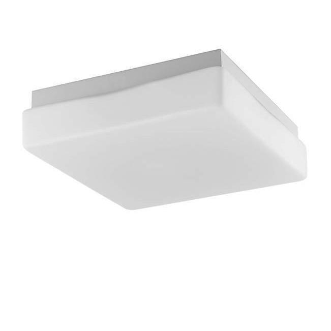 Plafoniera pentru baie moderna IP44 Cube 25cm NVL-6110042, Plafoniere cu protectie pentru baie, Corpuri de iluminat, lustre, aplice, veioze, lampadare, plafoniere. Mobilier si decoratiuni, oglinzi, scaune, fotolii. Oferte speciale iluminat interior si exterior. Livram in toata tara.  a