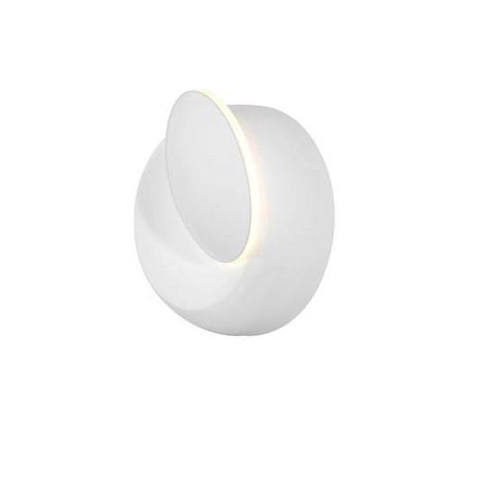 Aplica LED ambientala, ajustabila ODIN alba NVL-910161, Aplice de perete LED, Corpuri de iluminat, lustre, aplice, veioze, lampadare, plafoniere. Mobilier si decoratiuni, oglinzi, scaune, fotolii. Oferte speciale iluminat interior si exterior. Livram in toata tara.  a