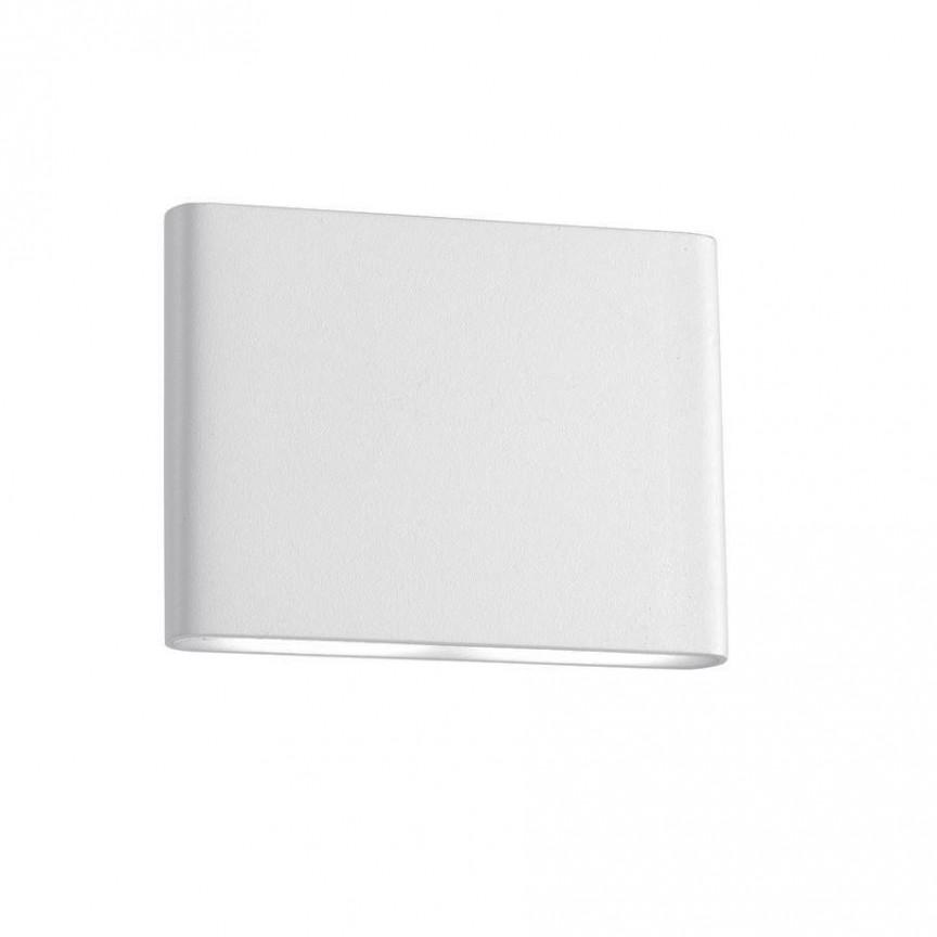 Aplica LED ambientala up and down ANZIO NVL-712042, Aplice de perete LED, Corpuri de iluminat, lustre, aplice, veioze, lampadare, plafoniere. Mobilier si decoratiuni, oglinzi, scaune, fotolii. Oferte speciale iluminat interior si exterior. Livram in toata tara.  a