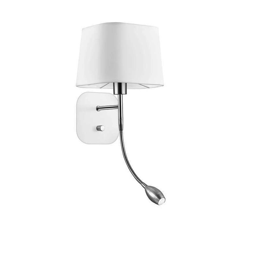 Aplica perete cu reader LED design modern Montato NVL-6916202, Aplice de perete moderne, Corpuri de iluminat, lustre, aplice, veioze, lampadare, plafoniere. Mobilier si decoratiuni, oglinzi, scaune, fotolii. Oferte speciale iluminat interior si exterior. Livram in toata tara.  a