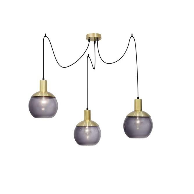 Lustra moderna design decorativ Aubrey 3L NVL-8823002 , Promotii si Reduceri⭐ Oferte ✅Corpuri de iluminat ✅Lustre ✅Mobila ✅Decoratiuni de interior si exterior.⭕Pret redus online➜Lichidari de stoc❗ Magazin ➽ www.evalight.ro. a