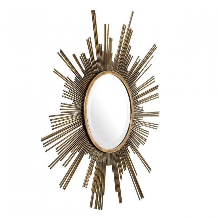 Oglinda decorativa design LUX Nikki, alama vintage 113191 HZ, Oglinzi decorative,  a