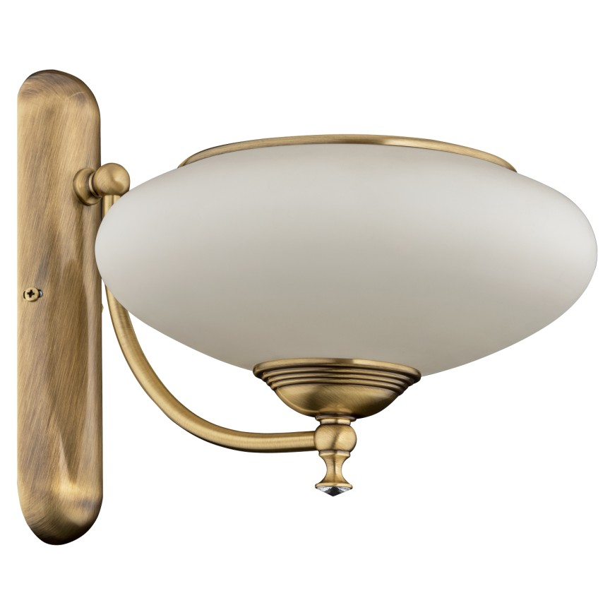 Aplica eleganta design clasic Cristal Swarovski San Marino, Aplice de perete clasice, Corpuri de iluminat, lustre, aplice, veioze, lampadare, plafoniere. Mobilier si decoratiuni, oglinzi, scaune, fotolii. Oferte speciale iluminat interior si exterior. Livram in toata tara.  a