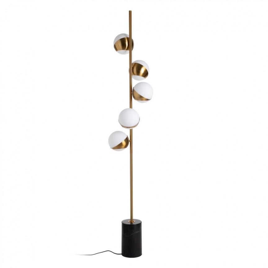 Lampadar/ Lampa de podea design modern ORO DZ-153698, Lampadare, Corpuri de iluminat, lustre, aplice, veioze, lampadare, plafoniere. Mobilier si decoratiuni, oglinzi, scaune, fotolii. Oferte speciale iluminat interior si exterior. Livram in toata tara.  a
