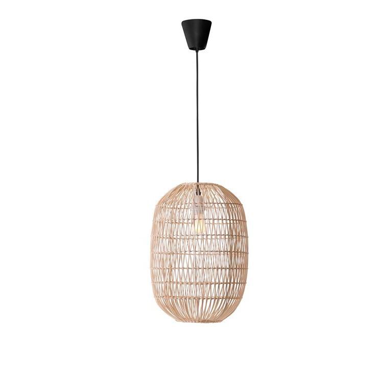 Lustra / Pendul boho style design natural Ø30cm Melody NVL-9586766 , Candelabre, Pendule, Lustre,  a