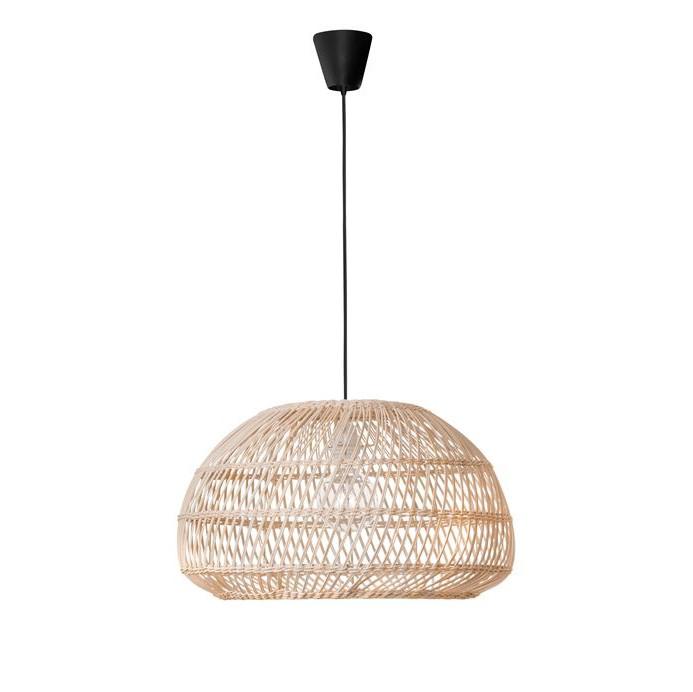 Lustra boho style design natural Ø50,5cm Melody NVL-9586431 , Candelabre, Pendule, Lustre,  a