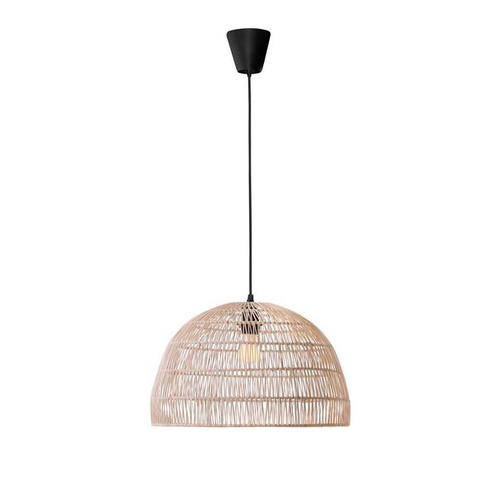 Lustra boho style design natural Ø40cm Melody NVL-9586446, Candelabre, Pendule, Lustre,  a