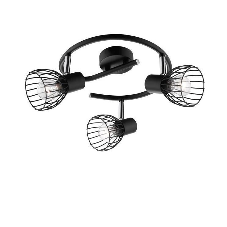 Plafoniera moderna Fiumicino 3L NVL-770012, Spoturi - iluminat - cu 3 spoturi,  a