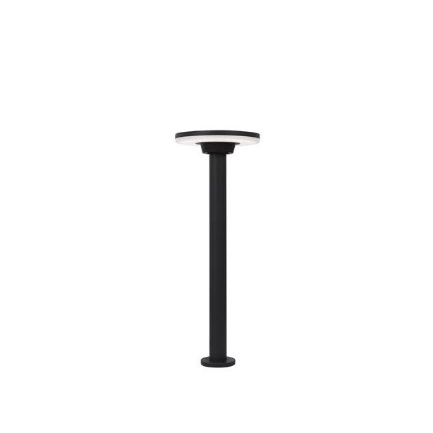 Stalp LED iluminat exterior IP54 SUITE negru H-60cm NVL-9207168, Stalpi de iluminat exterior mici si medii , Corpuri de iluminat, lustre, aplice, veioze, lampadare, plafoniere. Mobilier si decoratiuni, oglinzi, scaune, fotolii. Oferte speciale iluminat interior si exterior. Livram in toata tara.  a