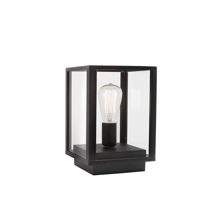 Lampa podea / Mini stalp pentru iluminat exterior IP54 ZEST NVL-870045, Stalpi de iluminat exterior mici si medii , Corpuri de iluminat, lustre, aplice, veioze, lampadare, plafoniere. Mobilier si decoratiuni, oglinzi, scaune, fotolii. Oferte speciale iluminat interior si exterior. Livram in toata tara.  a