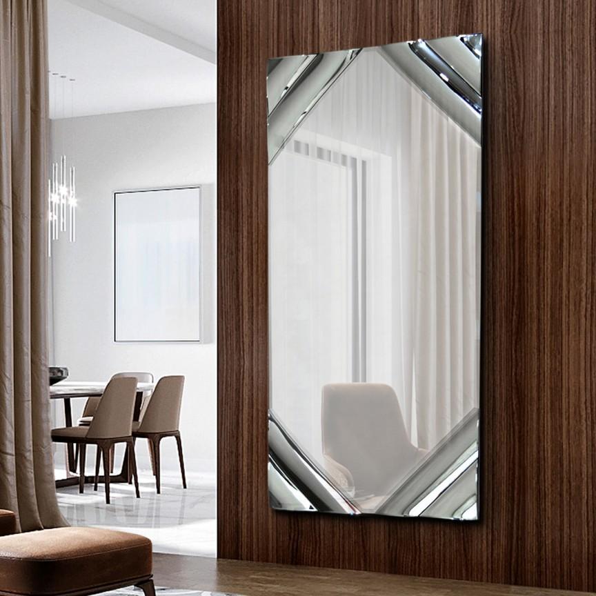 Oglinda de perete design decorativ 80x180cm Ondas SV-816137, Oglinzi decorative moderne✅ decoratiuni de perete cu oglinda⭐ modele mari si rotunde pentru Hol, Living, Dormitor si Baie.❤️Promotii la oglinzi cu design decorativ❗ Intra si vezi poze ✚ pret ➽ www.evalight.ro. ➽ sursa ta de inspiratie online❗ Alege oglinzi deosebite Art Deco de lux pentru decorare casa, fabricate de branduri renumite. Aici gasesti cele mai frumoase si rafinate obiecte de decor cu stil contemporan unicat, oglinzi elegante cu suport de prindere pe perete, de masa sau de podea potrivite pt dresing, cu rama din metal cu aspect antichizat sau lemn de culoare aurie, sticla argintie in diferite forme: oglinzi in forma de soare, hexagonale tip fagure hexagon, ovale, patrate mici, rectangulara sau dreptunghiulara, design original exclusivist: industrial style, retro, vintage (produse manual handmade), scandinav nordic, clasic, baroc, glamour, romantic, rustic, minimalist. Tendinte si idei actuale de designer pentru amenajari interioare premium Top 2020❗ Oferte si reduceri speciale cu vanzare rapida din stoc, oglinzi de calitate la cel mai bun pret. a