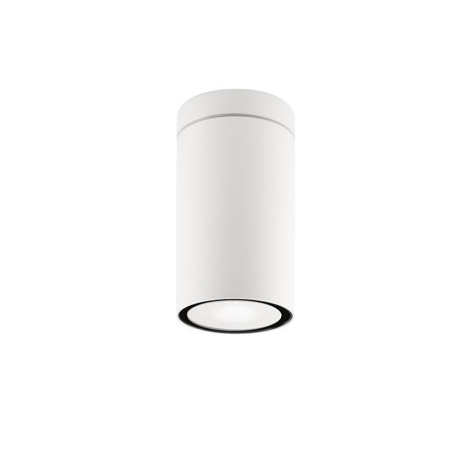 Spot aplicat de exterior IP54 CERISE alb Ø6cm NVL-9040021, Plafoniere de exterior, Corpuri de iluminat, lustre, aplice, veioze, lampadare, plafoniere. Mobilier si decoratiuni, oglinzi, scaune, fotolii. Oferte speciale iluminat interior si exterior. Livram in toata tara.  a