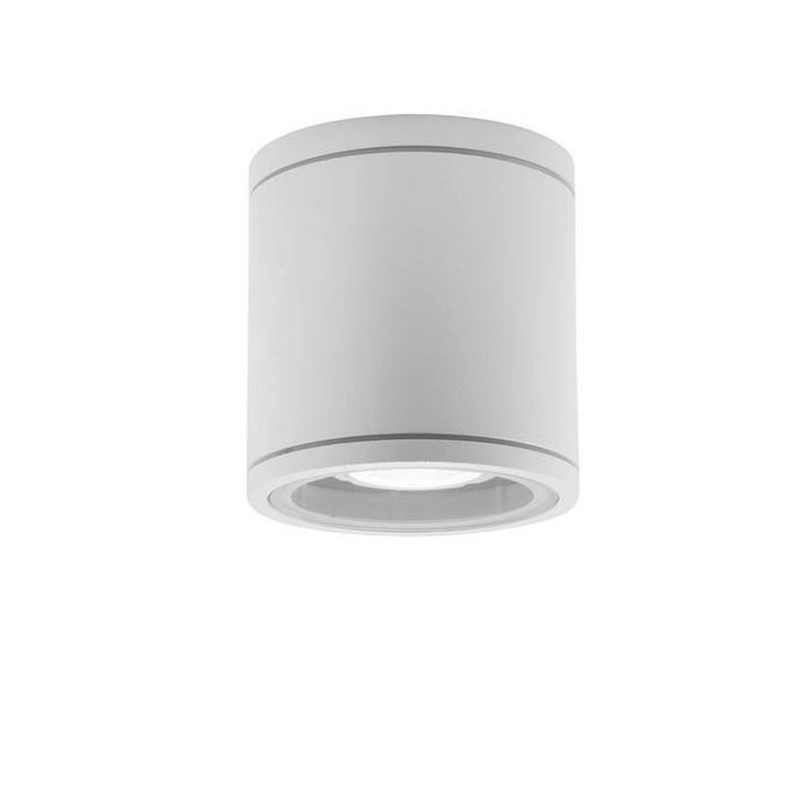 Spot aplicat de exterior IP54 CERISE alb Ø9cm NVL-9040061, Plafoniere de exterior, Corpuri de iluminat, lustre, aplice, veioze, lampadare, plafoniere. Mobilier si decoratiuni, oglinzi, scaune, fotolii. Oferte speciale iluminat interior si exterior. Livram in toata tara.  a