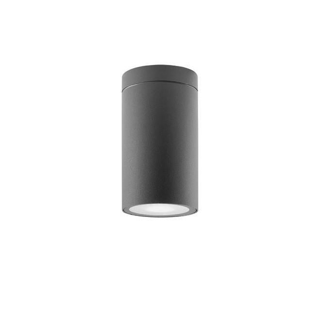 Spot aplicat de exterior IP54 CERISE gri Ø6cm NVL-9020021, Plafoniere de exterior, Corpuri de iluminat, lustre, aplice, veioze, lampadare, plafoniere. Mobilier si decoratiuni, oglinzi, scaune, fotolii. Oferte speciale iluminat interior si exterior. Livram in toata tara.  a