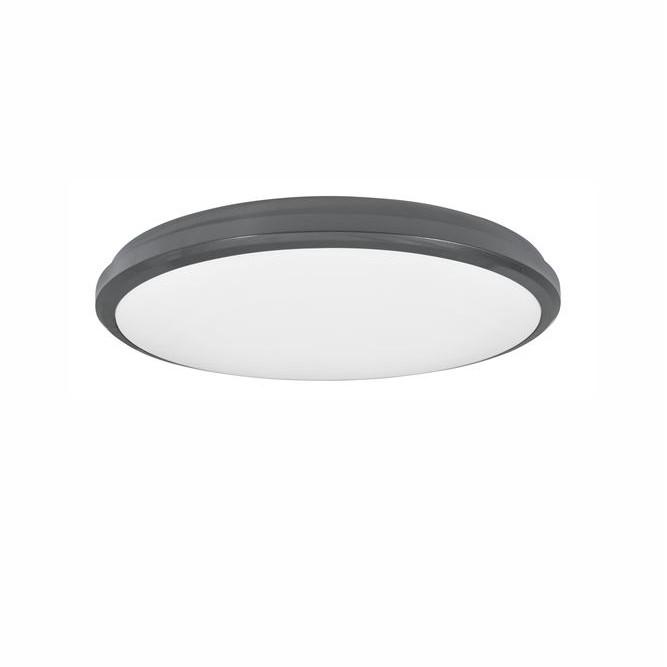 Plafoniera LED de exterior moderna IP54 TOMMY NVL-9521001, Plafoniere moderne, Corpuri de iluminat, lustre, aplice, veioze, lampadare, plafoniere. Mobilier si decoratiuni, oglinzi, scaune, fotolii. Oferte speciale iluminat interior si exterior. Livram in toata tara.  a