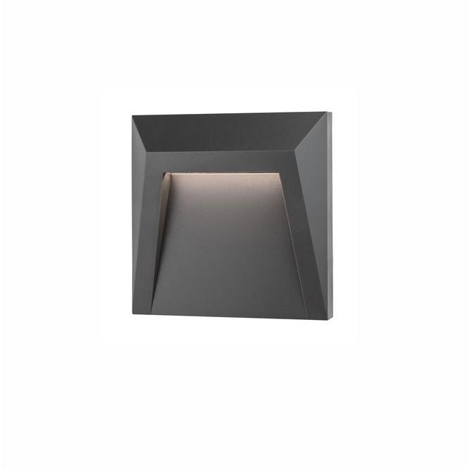 Spot LED ambiental scari de exterior IP65 Luton NVL-8403624, Spoturi incastrate - tavan fals / perete, Corpuri de iluminat, lustre, aplice, veioze, lampadare, plafoniere. Mobilier si decoratiuni, oglinzi, scaune, fotolii. Oferte speciale iluminat interior si exterior. Livram in toata tara.  a