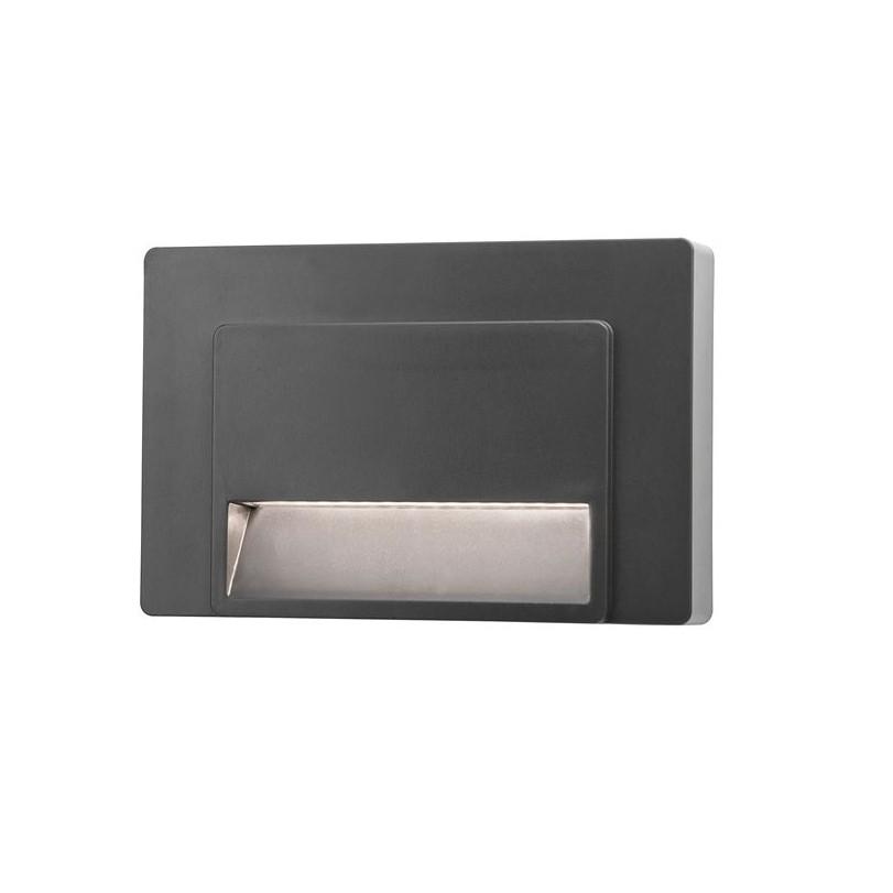 Spot LED ambiental scari de exterior IP65 Luton NVL-8403626, Spoturi incastrate - tavan fals / perete, Corpuri de iluminat, lustre, aplice, veioze, lampadare, plafoniere. Mobilier si decoratiuni, oglinzi, scaune, fotolii. Oferte speciale iluminat interior si exterior. Livram in toata tara.  a