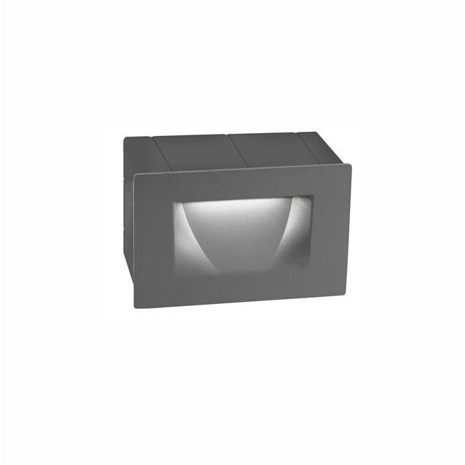 Spot LED ambiental de exterior IP54 KRYPTON NVL-726401, Iluminat design decorativ , Corpuri de iluminat, lustre, aplice, veioze, lampadare, plafoniere. Mobilier si decoratiuni, oglinzi, scaune, fotolii. Oferte speciale iluminat interior si exterior. Livram in toata tara.  a