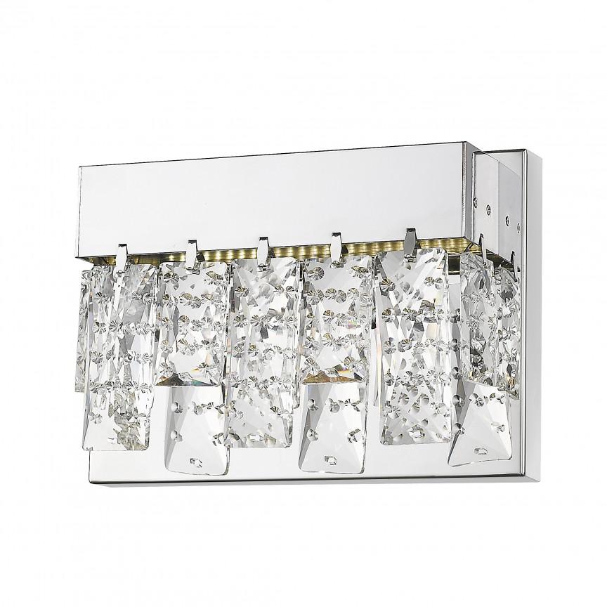 Aplica LED eleganta design modern SPARK W0476-01A-B5AC ZL, Aplice de perete moderne, Corpuri de iluminat, lustre, aplice, veioze, lampadare, plafoniere. Mobilier si decoratiuni, oglinzi, scaune, fotolii. Oferte speciale iluminat interior si exterior. Livram in toata tara.  a