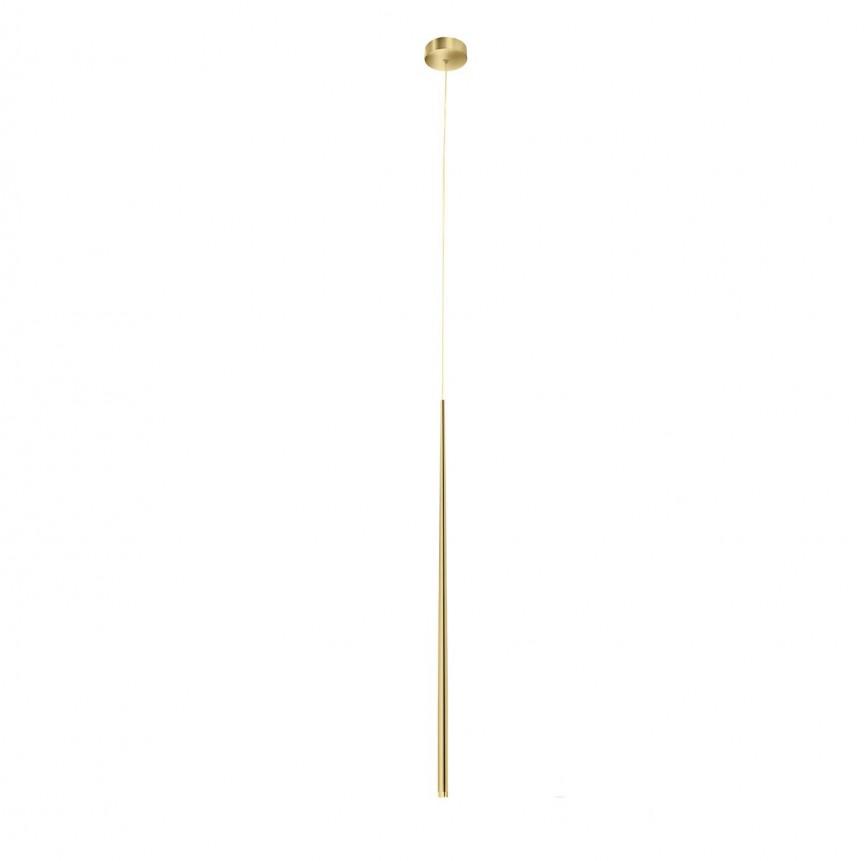 Pendul LED design modern minimalist Louise gold ZZ AZ3156, Candelabre si Lustre moderne elegante⭐ modele clasice de lux pentru living, bucatarie si dormitor.✅ DeSiGn actual Top 2020!❤️Promotii lampi❗ ➽ www.evalight.ro. Oferte corpuri de iluminat suspendate pt camere de interior (înalte), suspensii (lungi) de tip lustre si candelabre, pendule decorative stil modern, clasic, rustic, baroc, scandinav, retro sau vintage, aplicate pe perete sau de tavan, cu cristale, abajur din material textil, lemn, metal, sticla, bec Edison sau LED, ieftine de calitate deosebita la cel mai bun pret. a