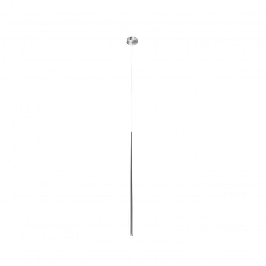 Pendul LED design modern minimalist Louise chrome ZZ AZ3418, Candelabre si Lustre moderne elegante⭐ modele clasice de lux pentru living, bucatarie si dormitor.✅ DeSiGn actual Top 2020!❤️Promotii lampi❗ ➽ www.evalight.ro. Oferte corpuri de iluminat suspendate pt camere de interior (înalte), suspensii (lungi) de tip lustre si candelabre, pendule decorative stil modern, clasic, rustic, baroc, scandinav, retro sau vintage, aplicate pe perete sau de tavan, cu cristale, abajur din material textil, lemn, metal, sticla, bec Edison sau LED, ieftine de calitate deosebita la cel mai bun pret. a