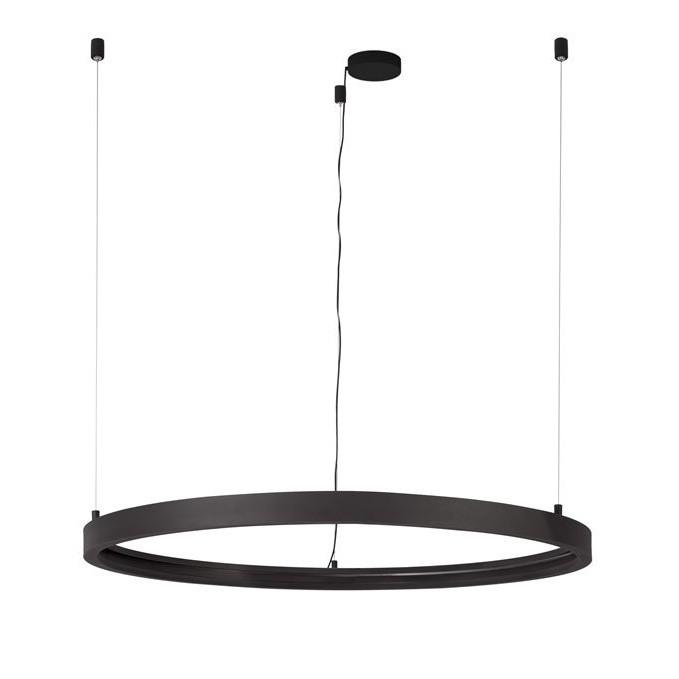 Sina magnetica circulara Loop 01, diametru 90cm NVL-8925201, Proiectoare LED spatii comerciale, Corpuri de iluminat, lustre, aplice, veioze, lampadare, plafoniere. Mobilier si decoratiuni, oglinzi, scaune, fotolii. Oferte speciale iluminat interior si exterior. Livram in toata tara.  a