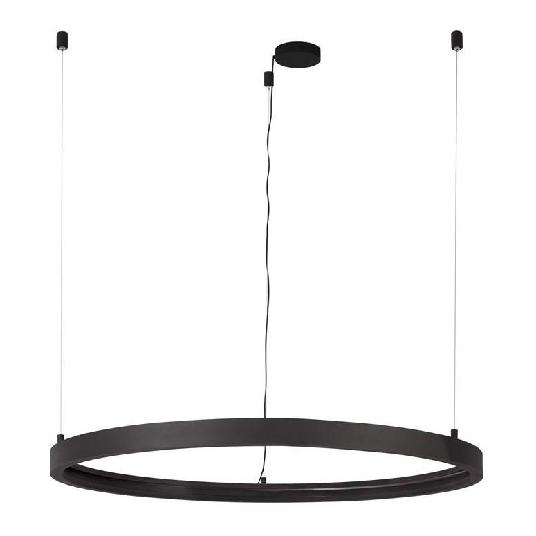 Sina magnetica circulara Loop 02, diametru 120cm NVL-8925202, Proiectoare LED spatii comerciale, Corpuri de iluminat, lustre, aplice, veioze, lampadare, plafoniere. Mobilier si decoratiuni, oglinzi, scaune, fotolii. Oferte speciale iluminat interior si exterior. Livram in toata tara.  a