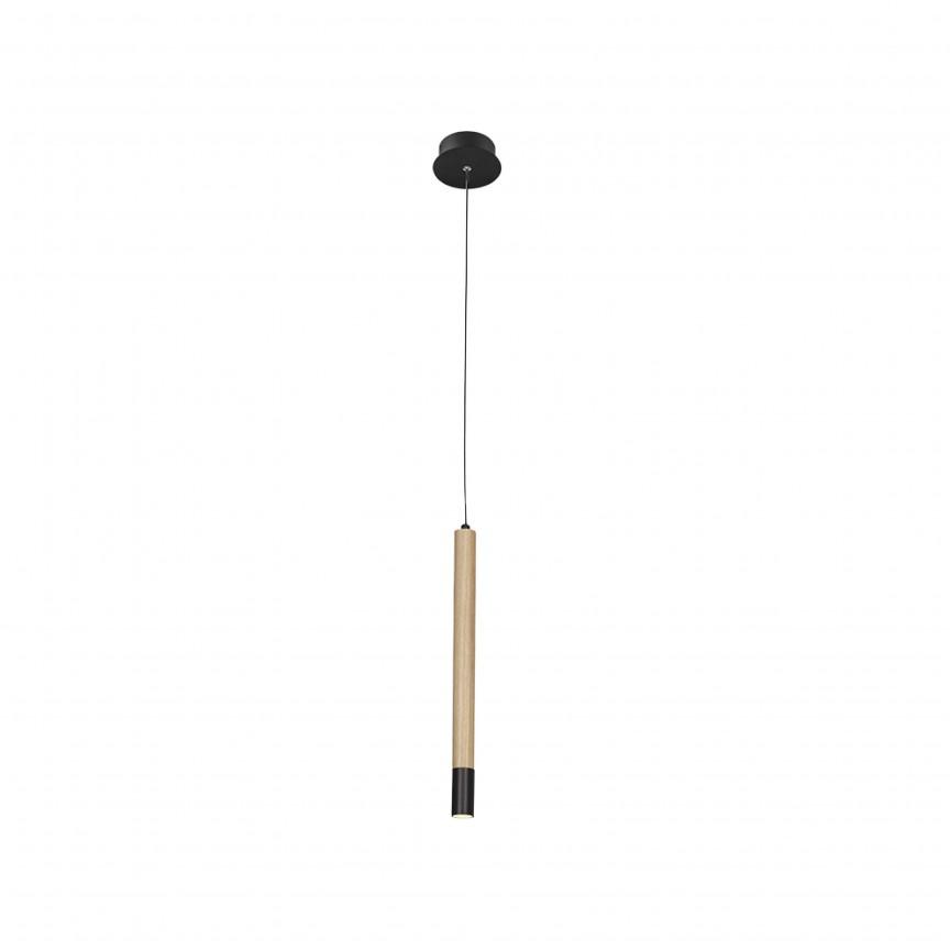 Pendul LED design modern minimalist Izolda 1 ZZ AZ3339, Pendule, Lustre suspendate, Corpuri de iluminat, lustre, aplice, veioze, lampadare, plafoniere. Mobilier si decoratiuni, oglinzi, scaune, fotolii. Oferte speciale iluminat interior si exterior. Livram in toata tara.  a