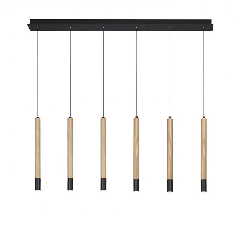 Lustra LED design modern minimalist Izolda 6 ZZ AZ3340, Pendule, Lustre suspendate, Corpuri de iluminat, lustre, aplice, veioze, lampadare, plafoniere. Mobilier si decoratiuni, oglinzi, scaune, fotolii. Oferte speciale iluminat interior si exterior. Livram in toata tara.  a