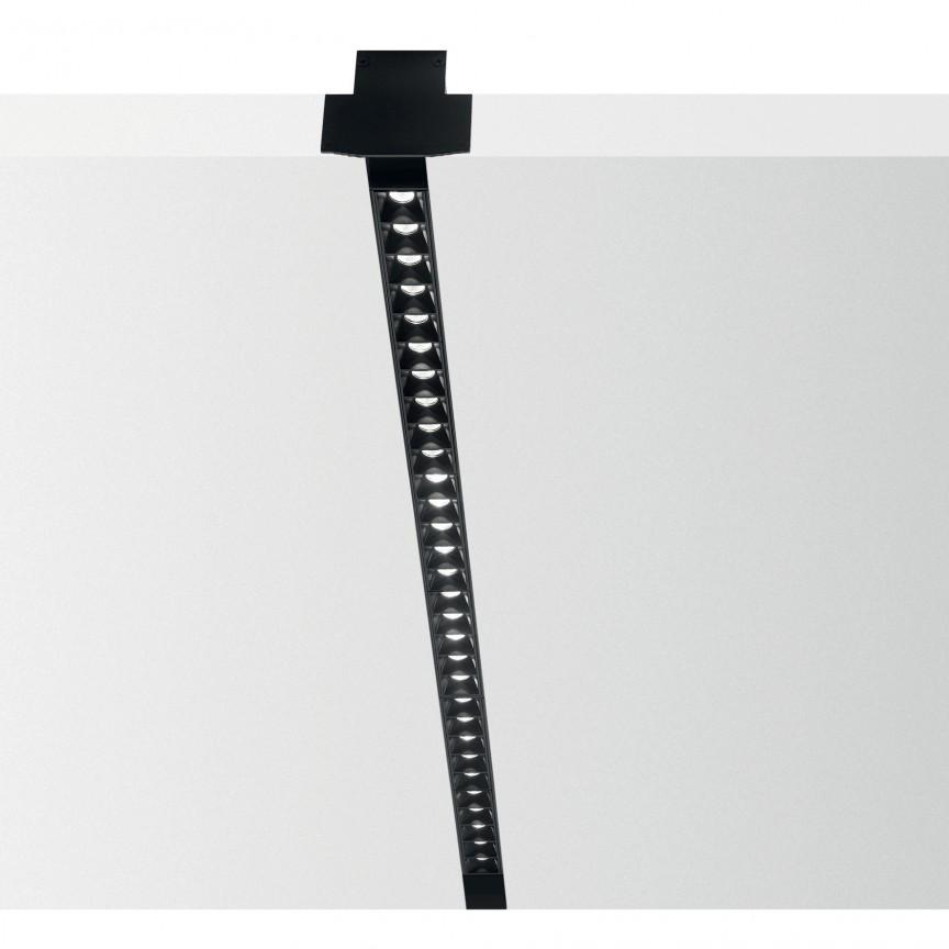 Sina incastrabila ARCA PROFILE 1000 mm 222769, Proiectoare LED spatii comerciale, Corpuri de iluminat, lustre, aplice, veioze, lampadare, plafoniere. Mobilier si decoratiuni, oglinzi, scaune, fotolii. Oferte speciale iluminat interior si exterior. Livram in toata tara.  a