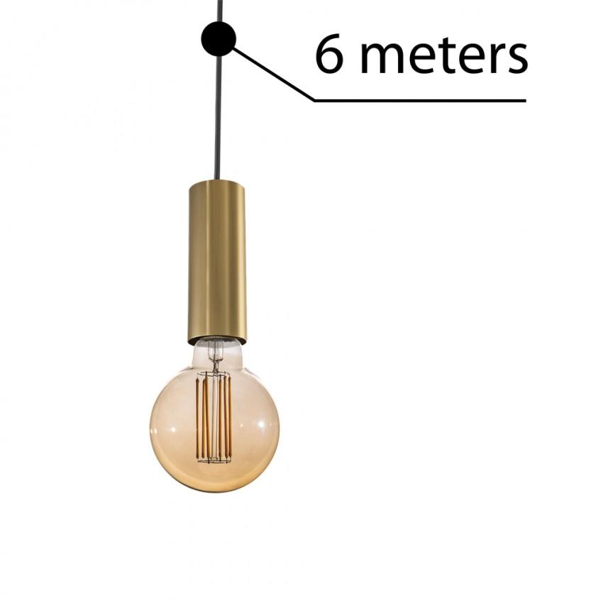Accesoriu/ Cablu 6 metri cu dulie Ziko antique ZZ AZ3456, ACCESORII ILUMINAT, Corpuri de iluminat, lustre, aplice, veioze, lampadare, plafoniere. Mobilier si decoratiuni, oglinzi, scaune, fotolii. Oferte speciale iluminat interior si exterior. Livram in toata tara.  a