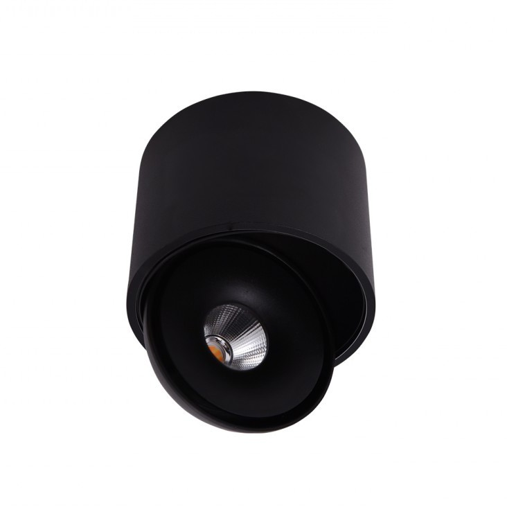 Spot LED aplicat directionabil de tavan/plafon BOSTON TUBE negru ZZ AZ3468 , Plafoniere LED, Spoturi LED, Corpuri de iluminat, lustre, aplice, veioze, lampadare, plafoniere. Mobilier si decoratiuni, oglinzi, scaune, fotolii. Oferte speciale iluminat interior si exterior. Livram in toata tara.  a